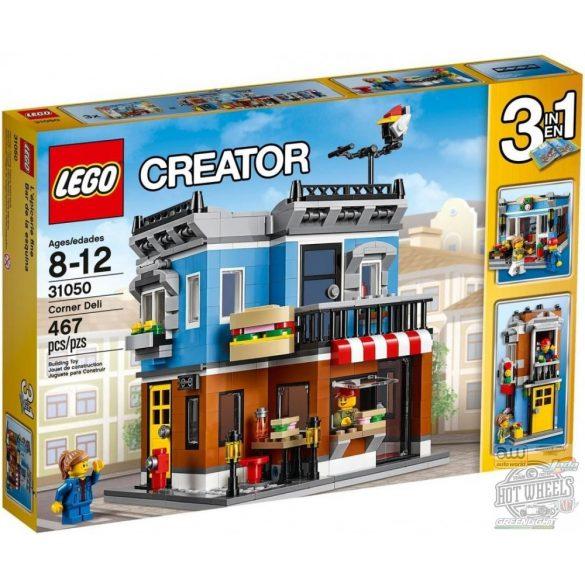 LEGO 31050 Creator Sarki csemegeüzlet
