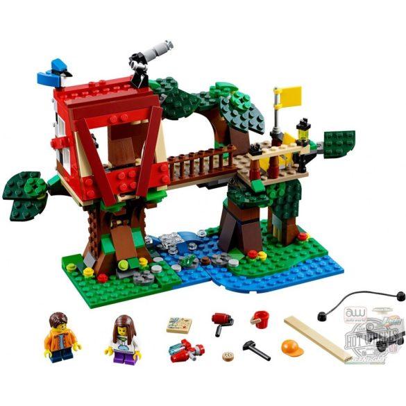 LEGO 31053 Creator Kalandok a lombházban