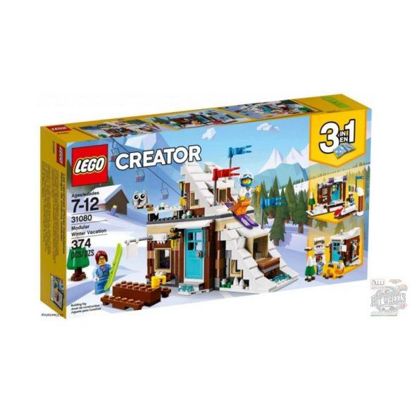 LEGO 31080 Creator Téli vakáció