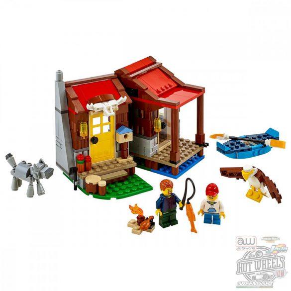 LEGO 31098 Creator Kunyhó a vadonban