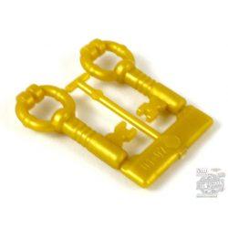 Lego Antique Key (2 Pcs), Gold