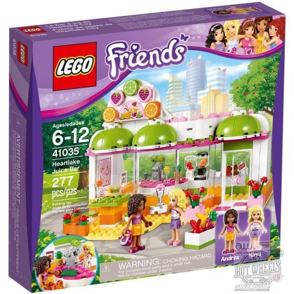 LEGO 41035 Friends Heartlake Dzsúsz Bár