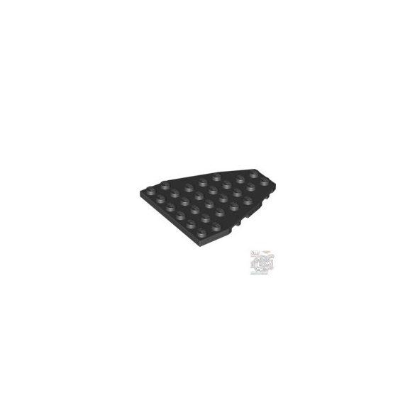 Lego Stem Plate 7X6 W/Cor., Black