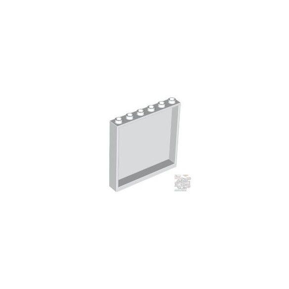 Lego Wall Element 1X6X5, White