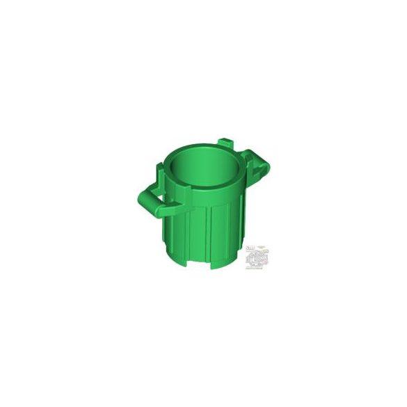 Lego Dustbin 2X2X2, green