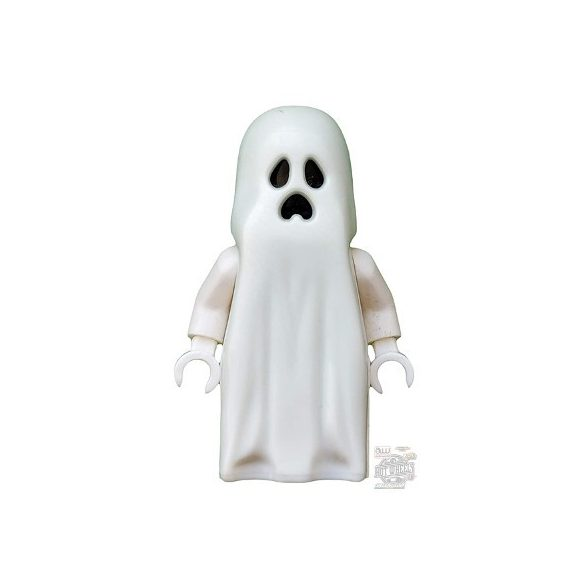 Lego figura Ghost with Pointed Top Shroud with 1x2